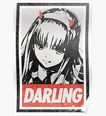Póster Darling 02 Obey