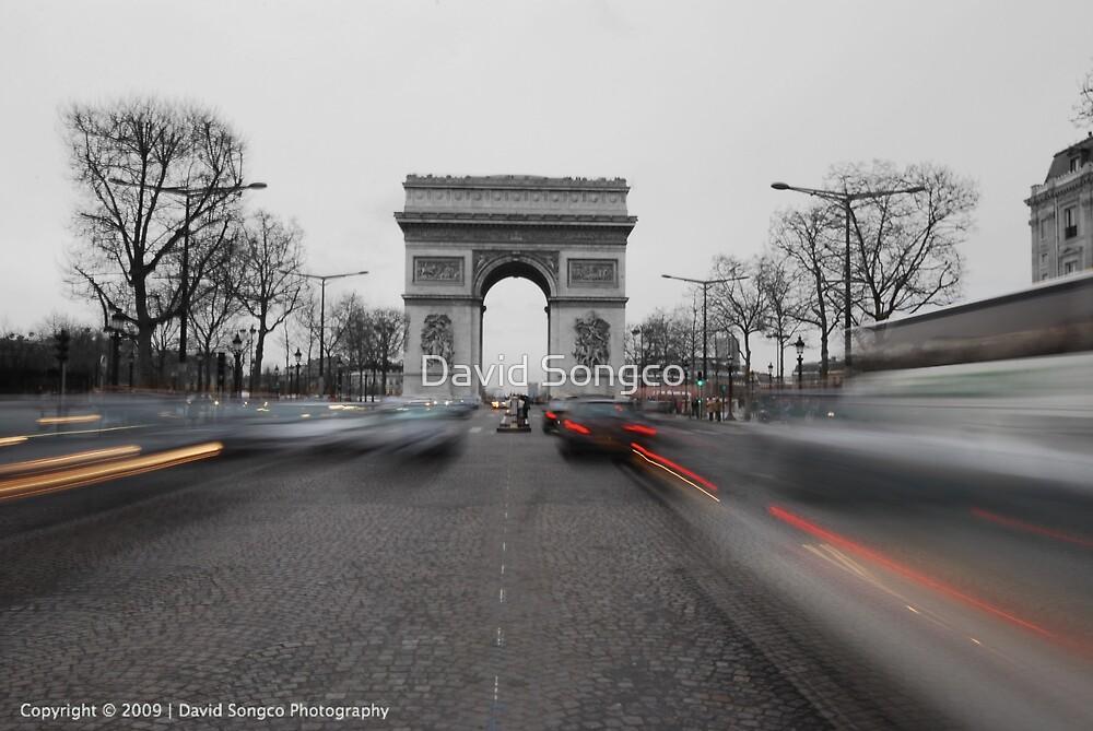 Arc de Triomphe by David Songco