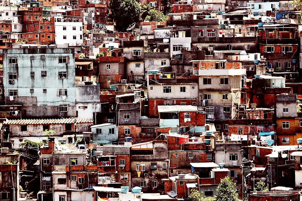 CITY OF GOD by Gilad