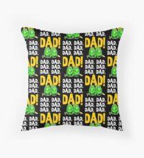 dad,dad, DAD (2018) Floor Pillow
