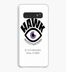 Hawk Eye Investigations, Venice, CA Case/Skin for Samsung Galaxy