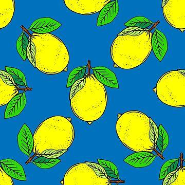 Sea of lemons by ullithehat