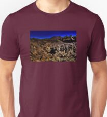 Bonito Lava Flow with Sunset Crater Unisex T-Shirt