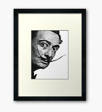 DALI Pop Art Framed Print
