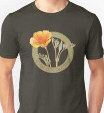 Nevada City Poppy Unisex T-Shirt