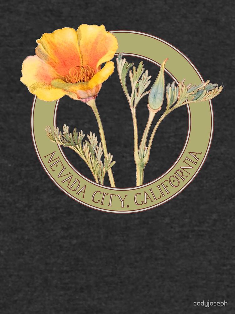Nevada City Poppy by codyjoseph