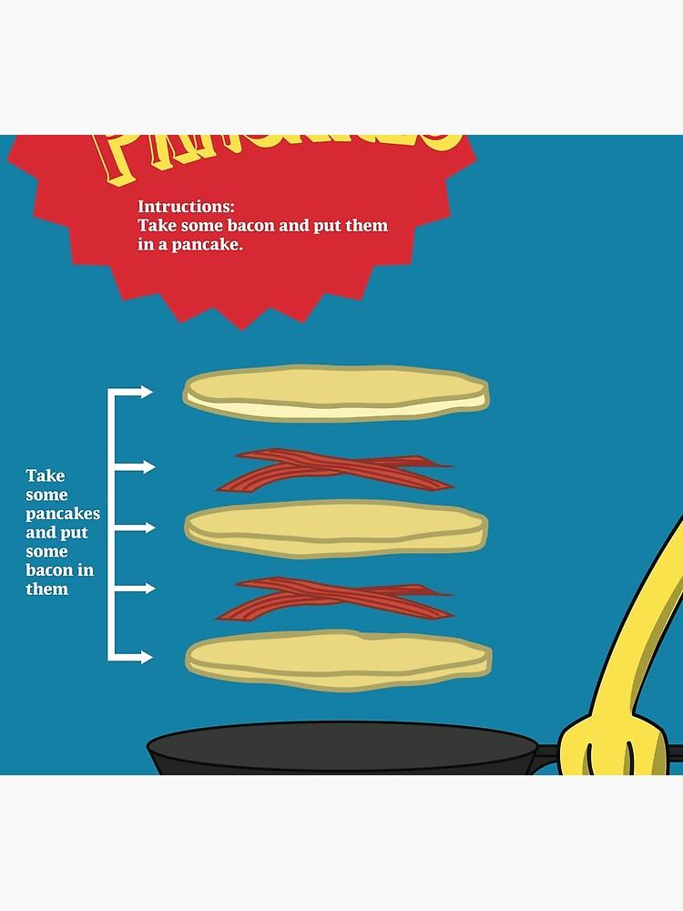 Bacon Pancakes by jjsiroky