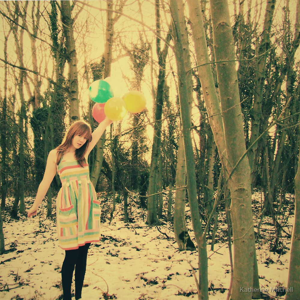 happy birthday, you by Katherine Mitchell