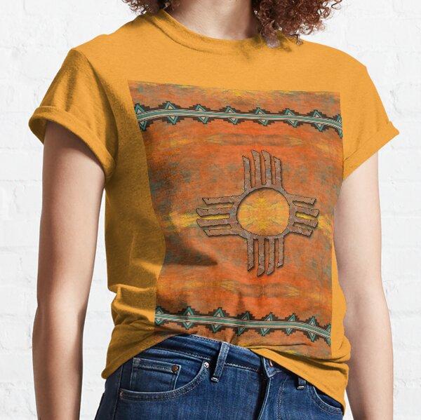 Ancient New Mexico Zia Classic T-Shirt