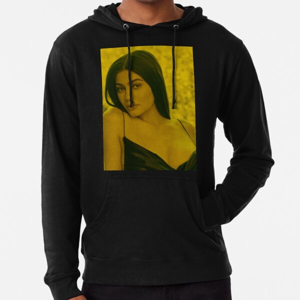 Kylie Jenner - Celebrity (Photographic Art) Lightweight Hoodie