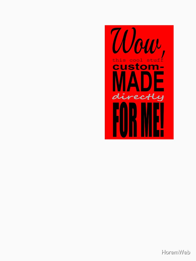 Made Just 4 You by HoremWeb