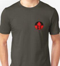 Genetisches Infanterie-Abzeichen Unisex T-Shirt
