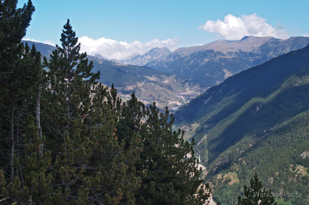 Valls d'Andorra 3 by WatscapePhoto