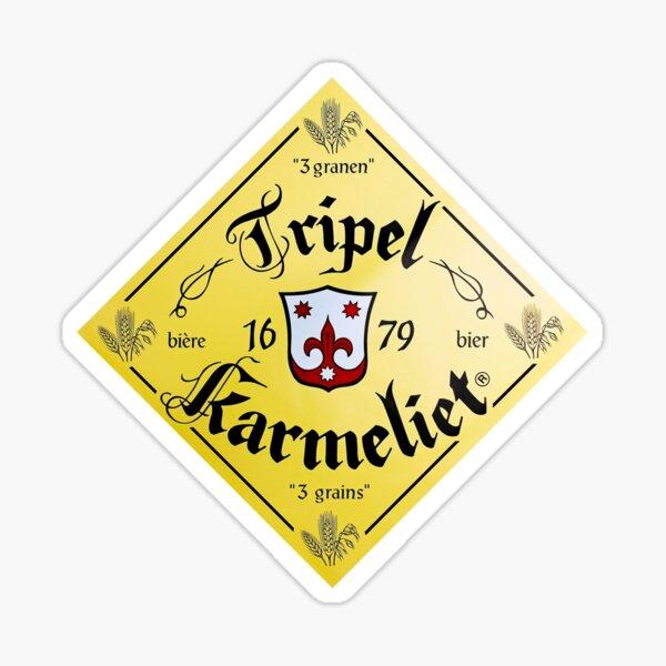 Tripel karmeliet Sticker