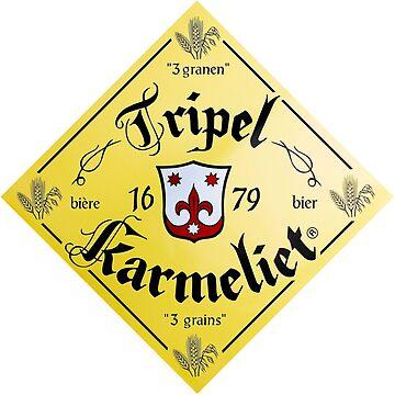 Tripel karmeliet by WeArElectriCity