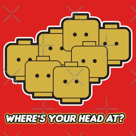TShirtGifter presents: Where's Your Head At?