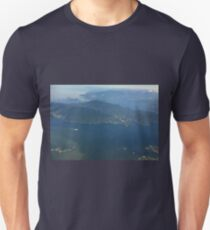 Over the coastal waters Unisex T-Shirt