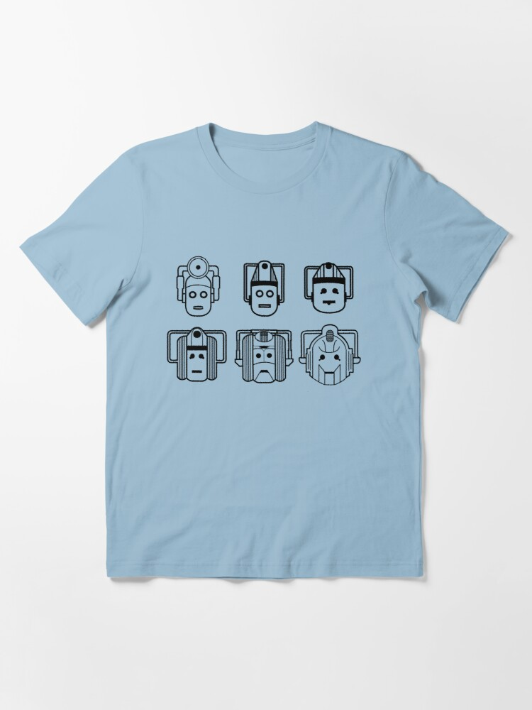 Alternate view of Cyber Upgrades Essential T-Shirt