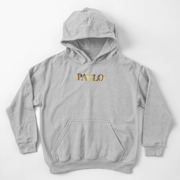 Pablo Escobar Crime Pays Colombia Kids Hoodie