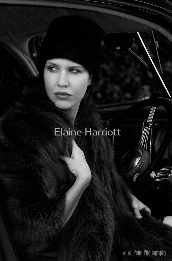 The Waiting... by Elaine Harriott