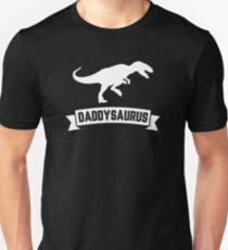 Daddysaurus Funny Father's Day Shirt Gift Unisex T-Shirt