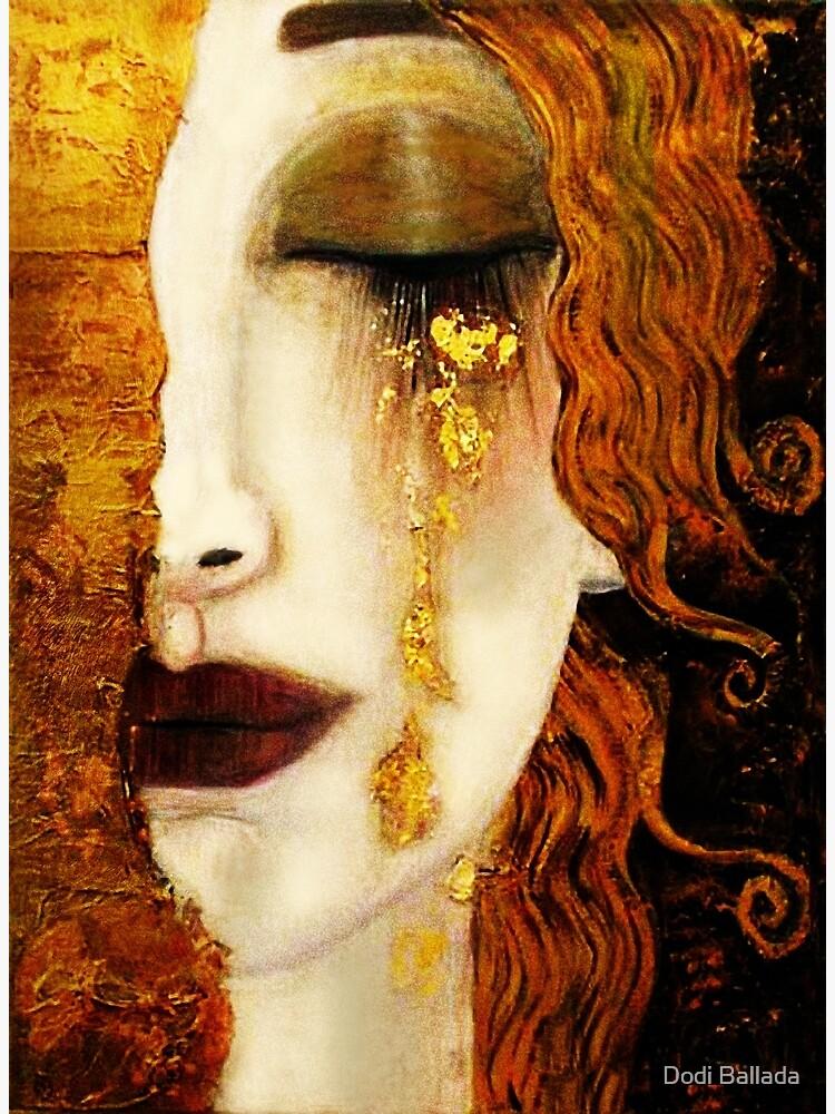 Klimt Golden Tears by timelessfancy