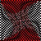 black red white 09 by Falko Follert