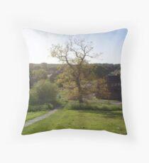 Seacroft tree view 3 Throw Pillow