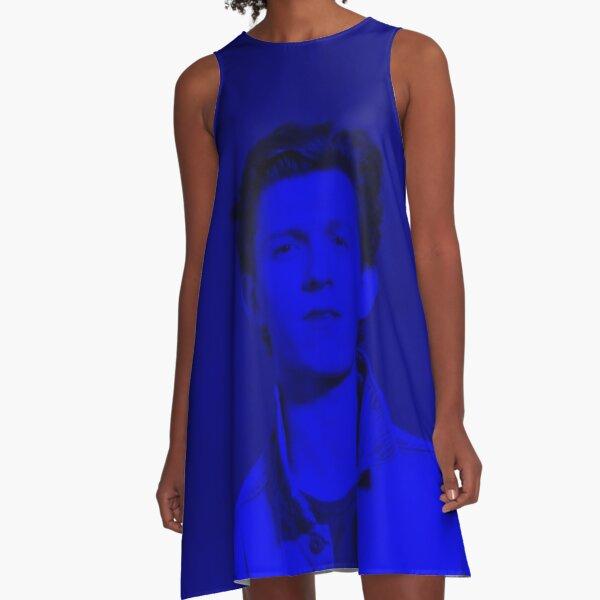 Tom Holland - Celebrity (Dark Fashion) A-Line Dress