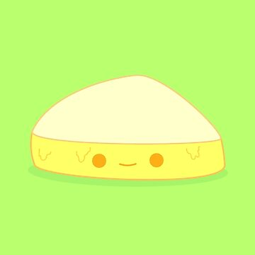 Cute Gooey Cheese by peppermintpopuk