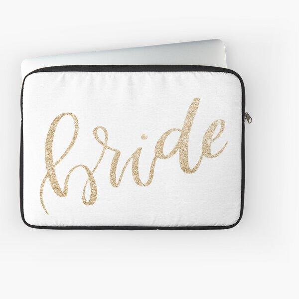 Bride by Alice Monber Laptop Sleeve