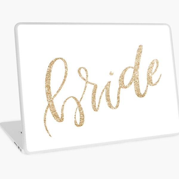 Bride by Alice Monber Laptop Skin
