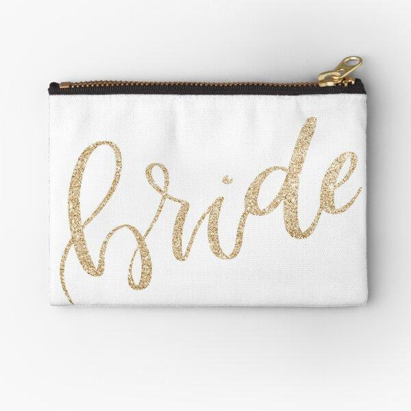 Bride by Alice Monber Zipper Pouch