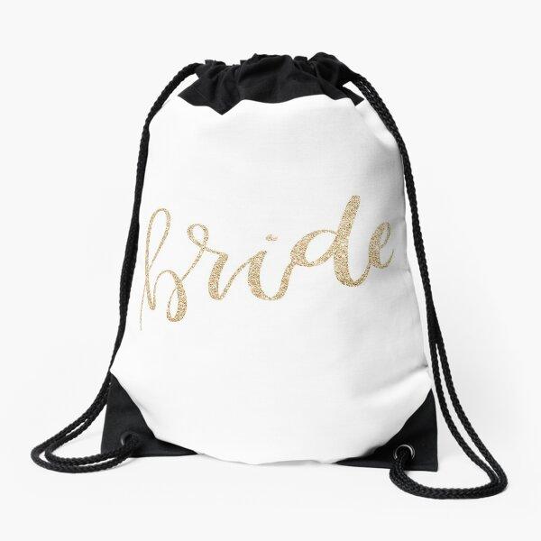 Bride by Alice Monber Drawstring Bag