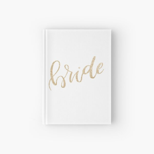 Bride by Alice Monber Hardcover Journal