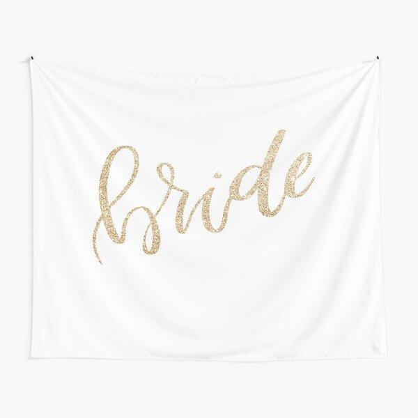 Bride by Alice Monber Tapestry
