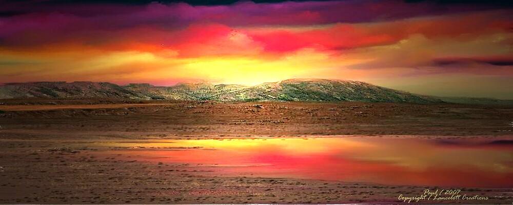 Sunrise by Lancelott
