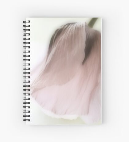 Poppy slumber Spiral Notebook
