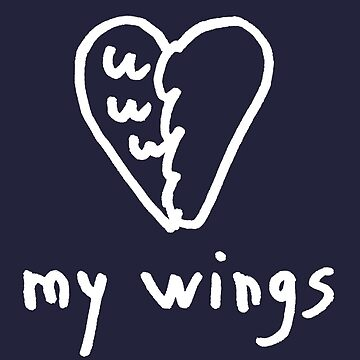 My wings by syrykh