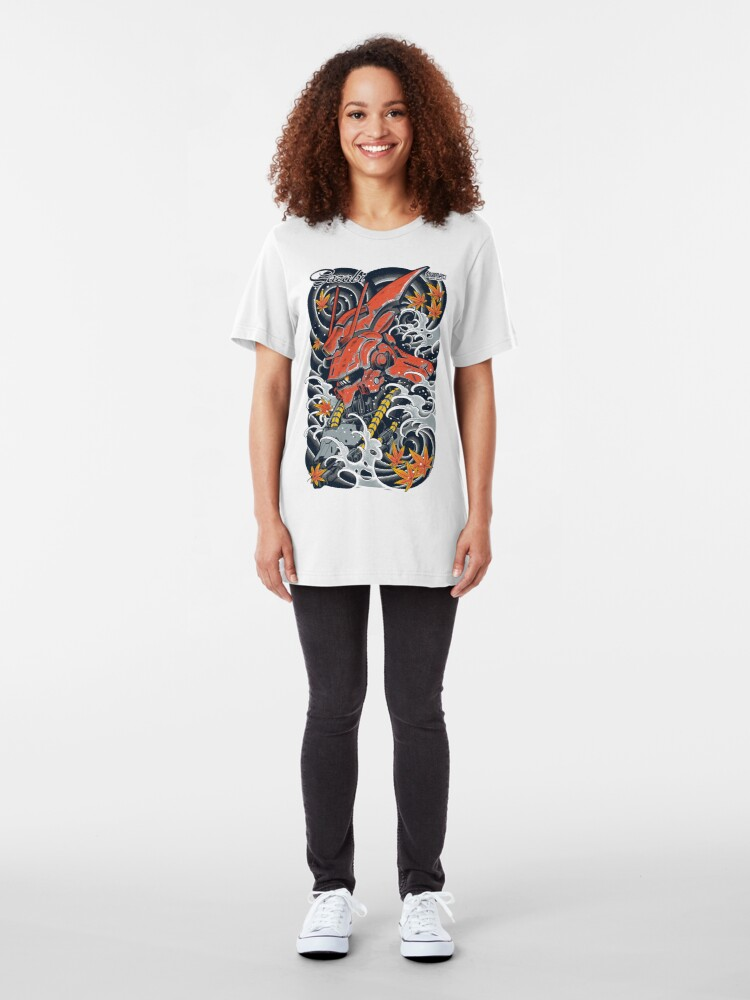 Alternate view of Sazabi Awesome Slim Fit T-Shirt