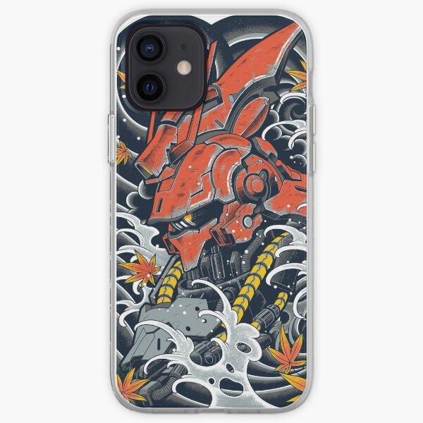 Sazabi Awesome iPhone Soft Case