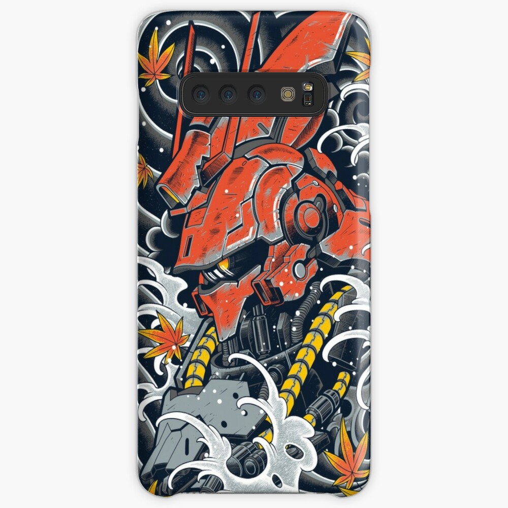 Sazabi Awesome Cases & Skins for Samsung Galaxy
