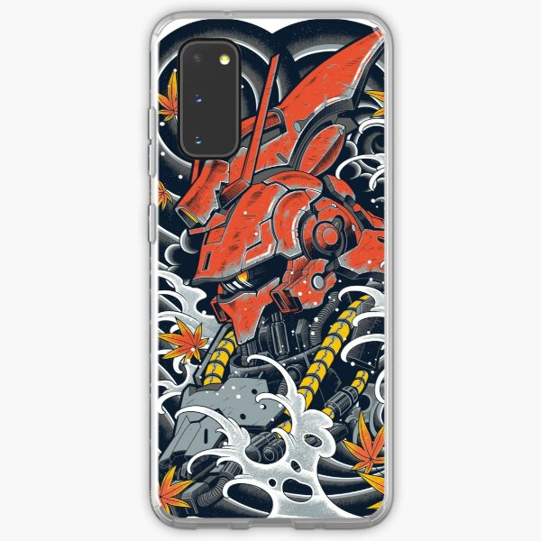 Sazabi Awesome Samsung Galaxy Soft Case