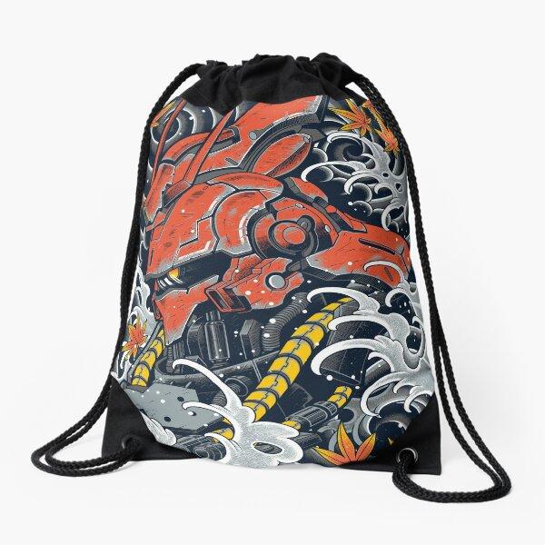 Sazabi Awesome Drawstring Bag