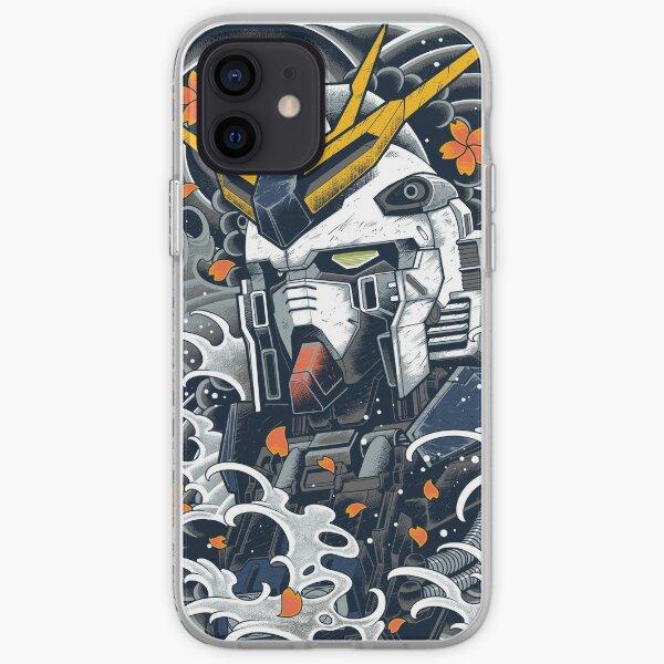Nu Gundam Awesome iPhone Soft Case