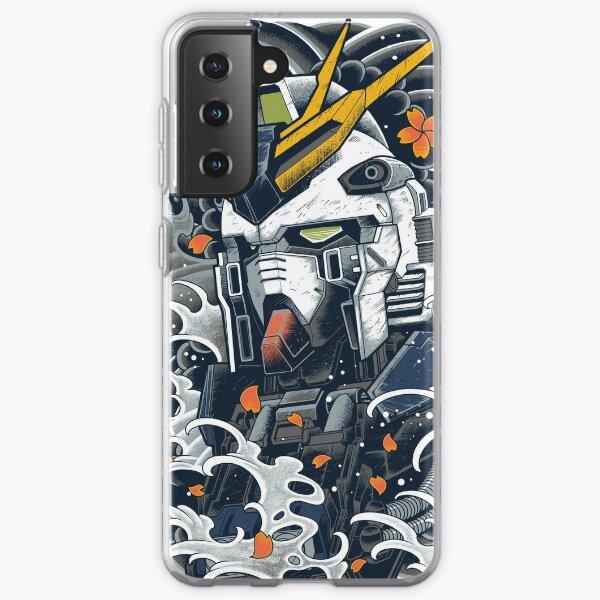 Nu Gundam Genial Samsung Galaxy Flexible Hülle