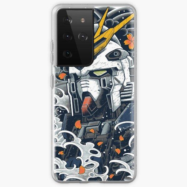 Nu Gundam Awesome Samsung Galaxy Soft Case