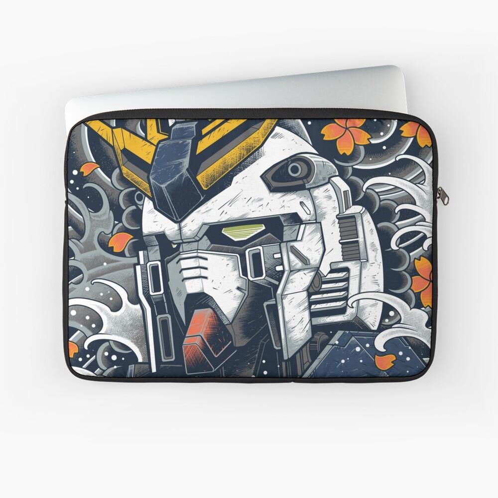 Nu Gundam Awesome Laptop Sleeve