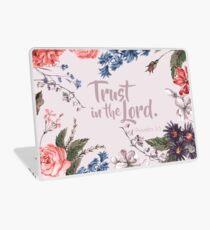 Proverbs 3:5 Bible Verse Laptop Skin
