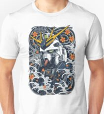 Nu Gundam Super Slim Fit T-Shirt